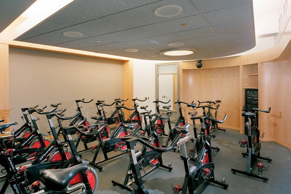 10 Hanover Square Cycle Room