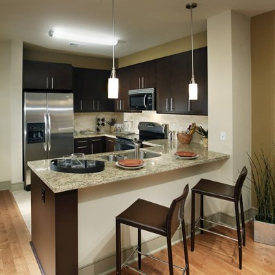 1818 Platinum Triangle Gourmet Kitchen