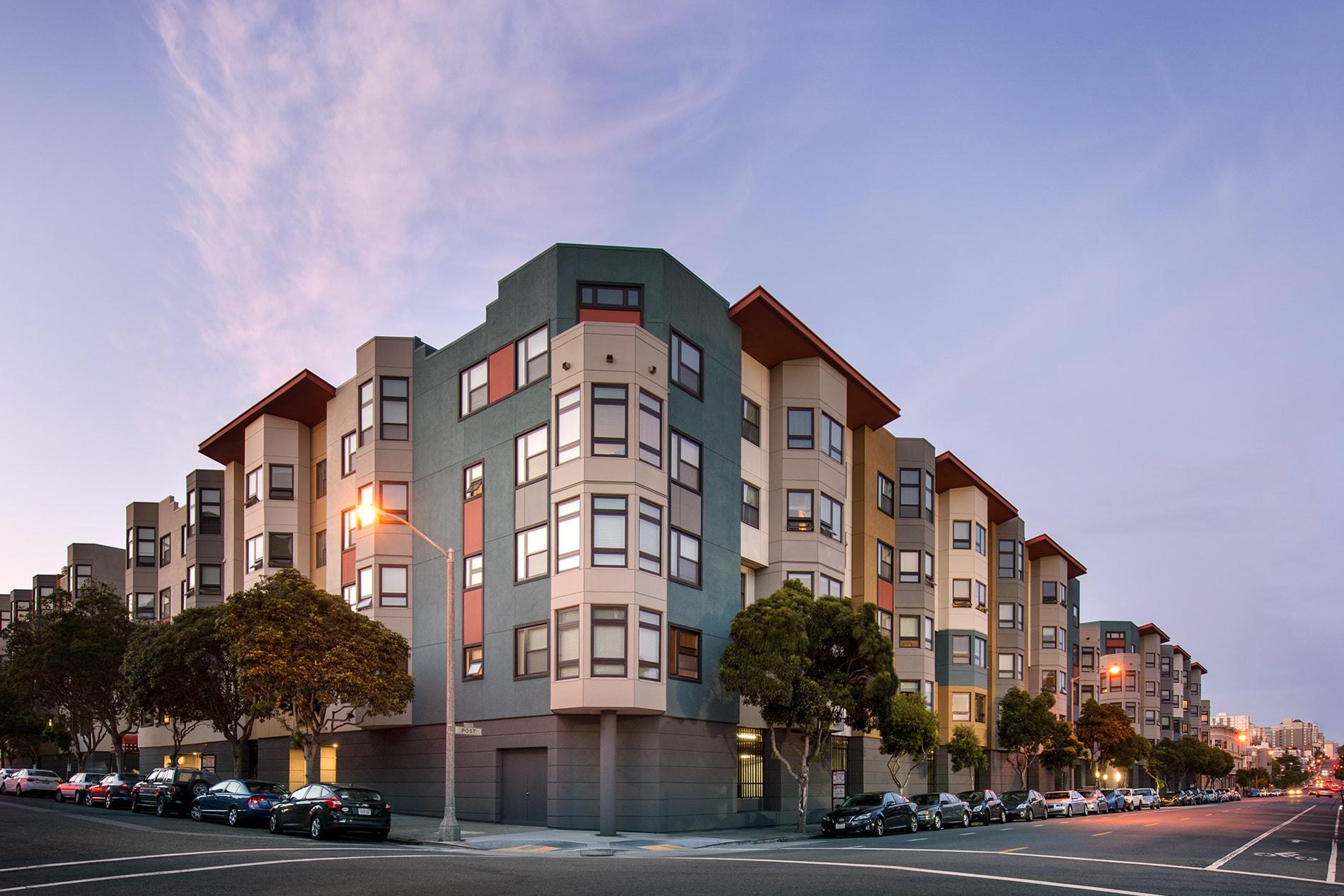 2000 Post Apartments In San Francisco Ca