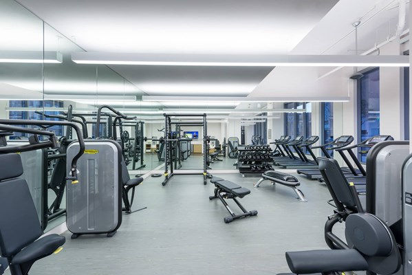 3033 Wilshire Fitness Center