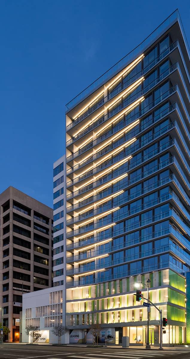 3033 Wilshire building image