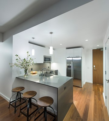 399 Fremont Kitchen