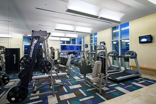 717 Olympic Fitness Center