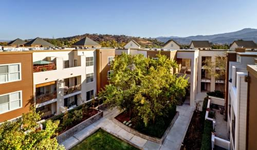 Almaden Lake Village Building Exterior