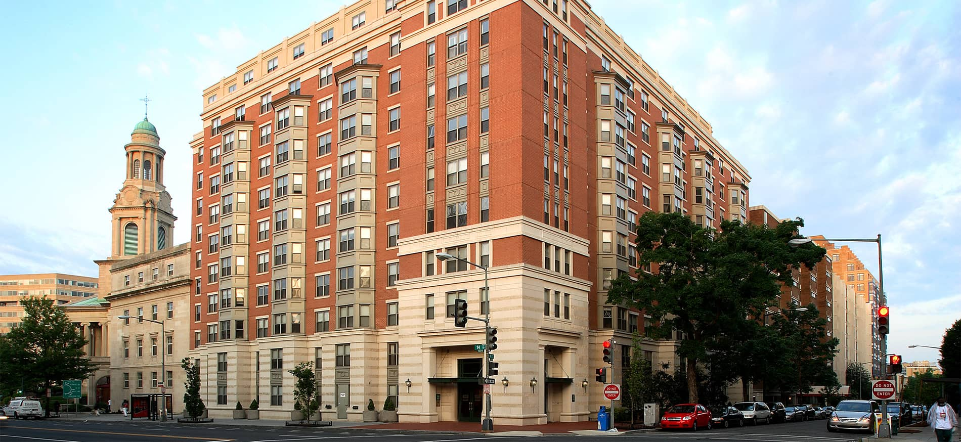 Andover House Apartments in Washington DC