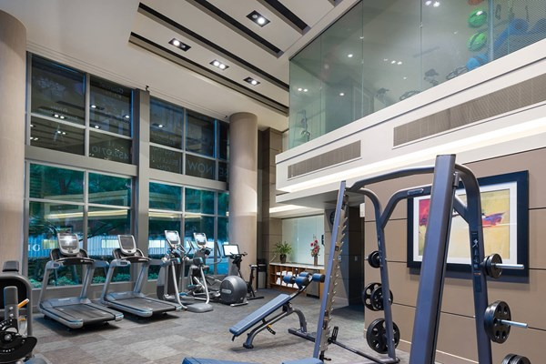 Ashton Bellevue Fitness Center