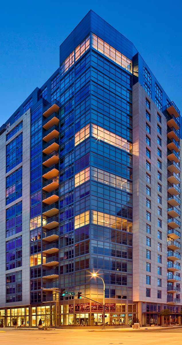 Ashton Bellevue building image