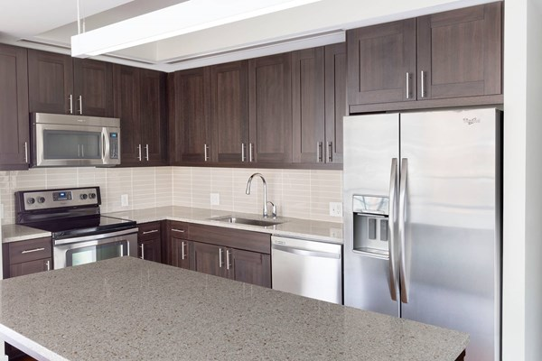 Capitol View on 14th Stainless Steel Appliances