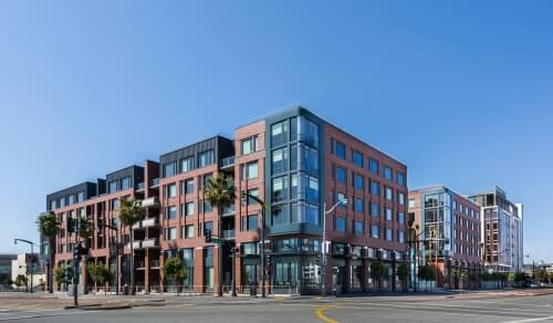 Channel Mission Bay Building Exterior