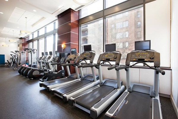 Columbus Square Fitness Center