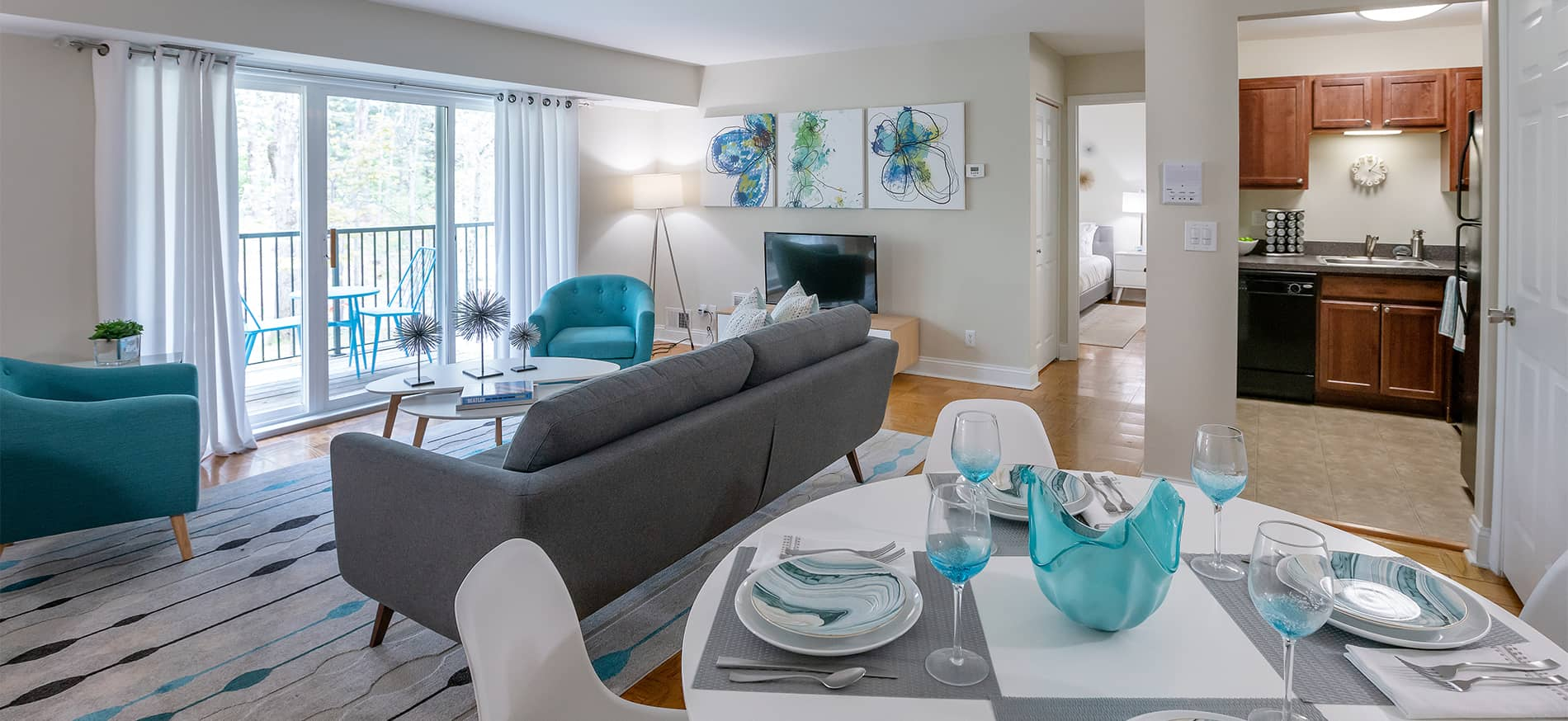 Apartments and Pricing for The Commons at Windsor Gardens