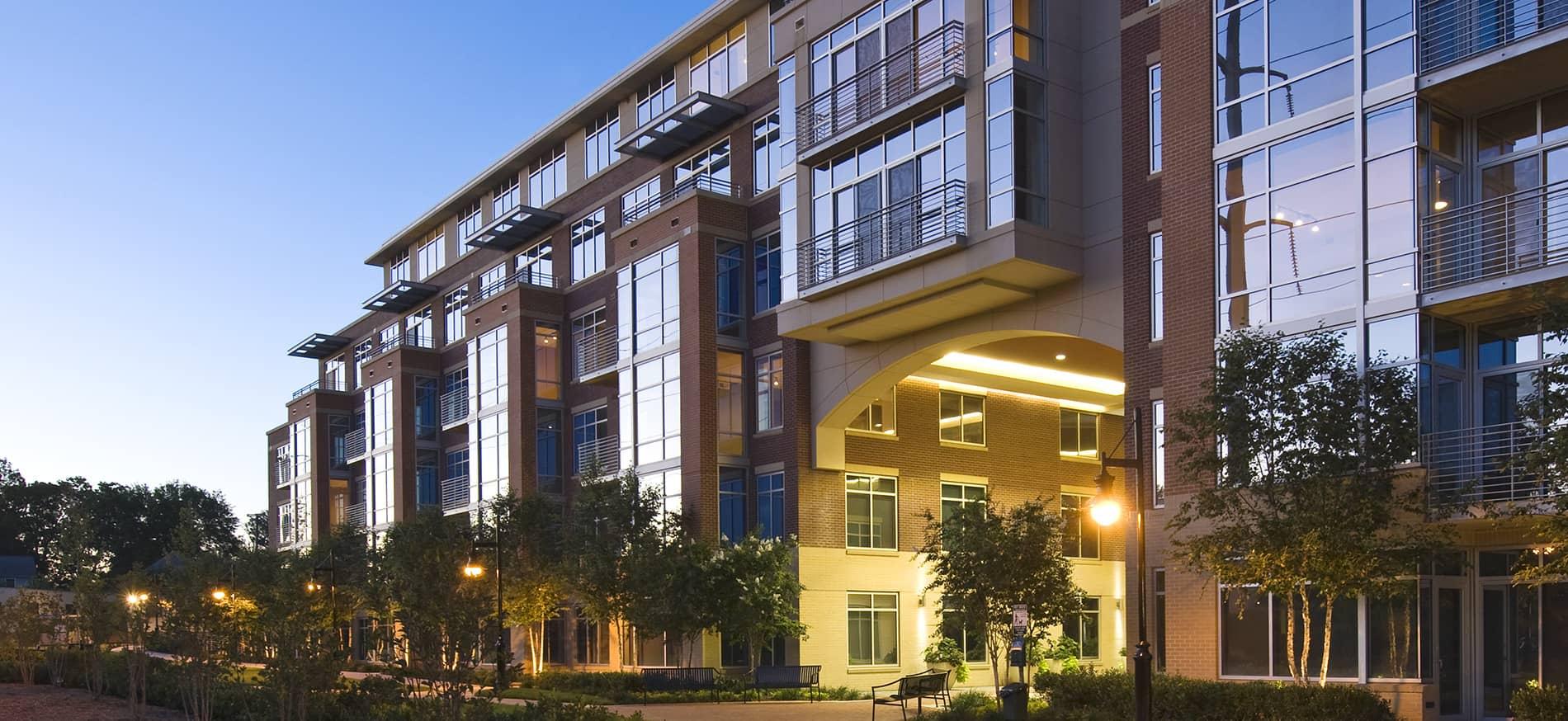 Crescent Falls Church Apartments In Arlington Va