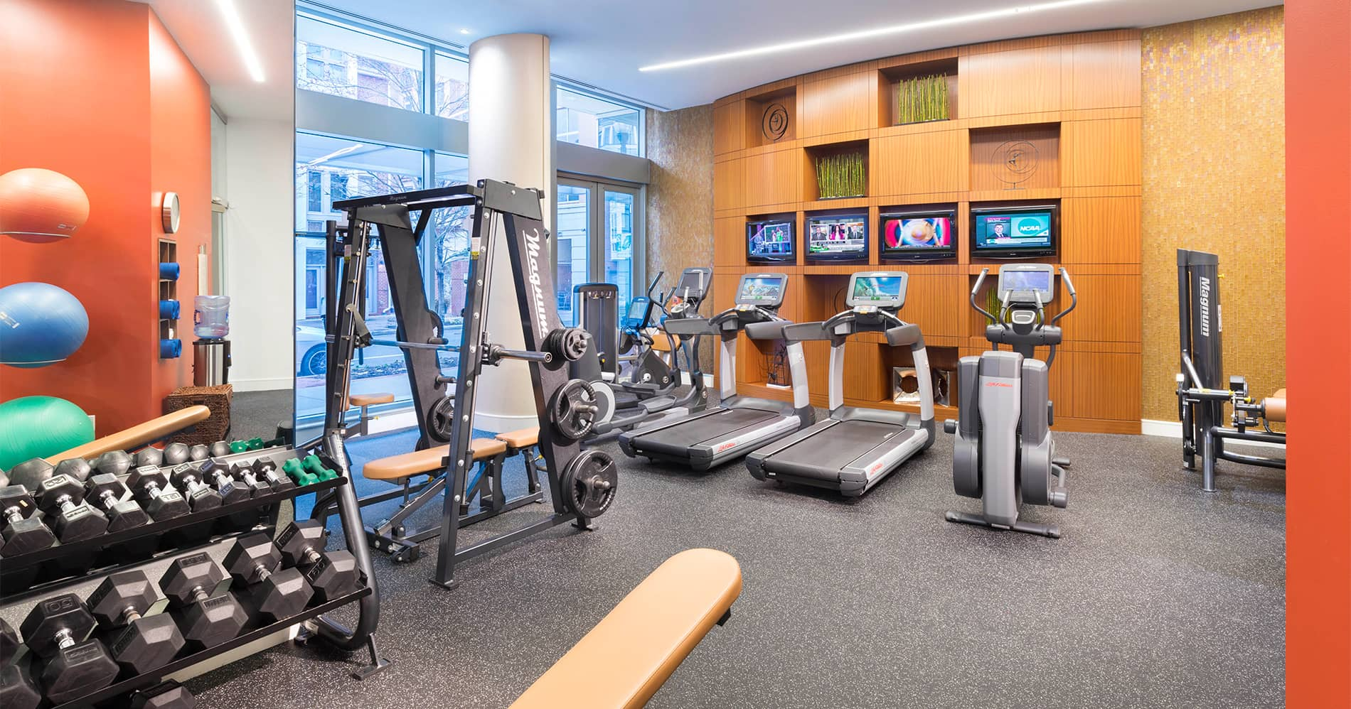 Crescent Falls Church Fitness Center