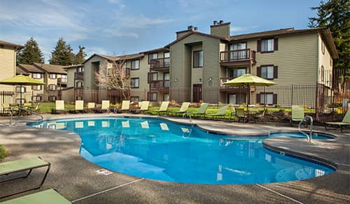 Hilltop in the Highlands Apartments in Renton WA