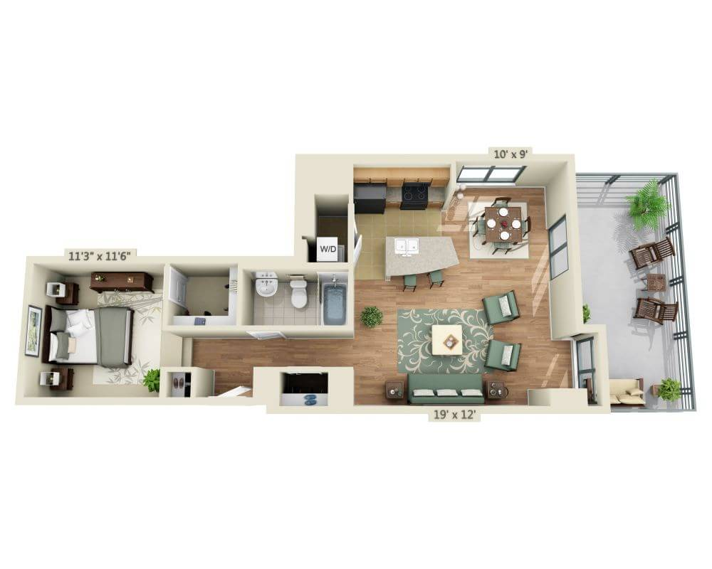 Brilliant Floor Plans And Pricing For Delancey At Shirlington Village Interior Design Ideas Clesiryabchikinfo