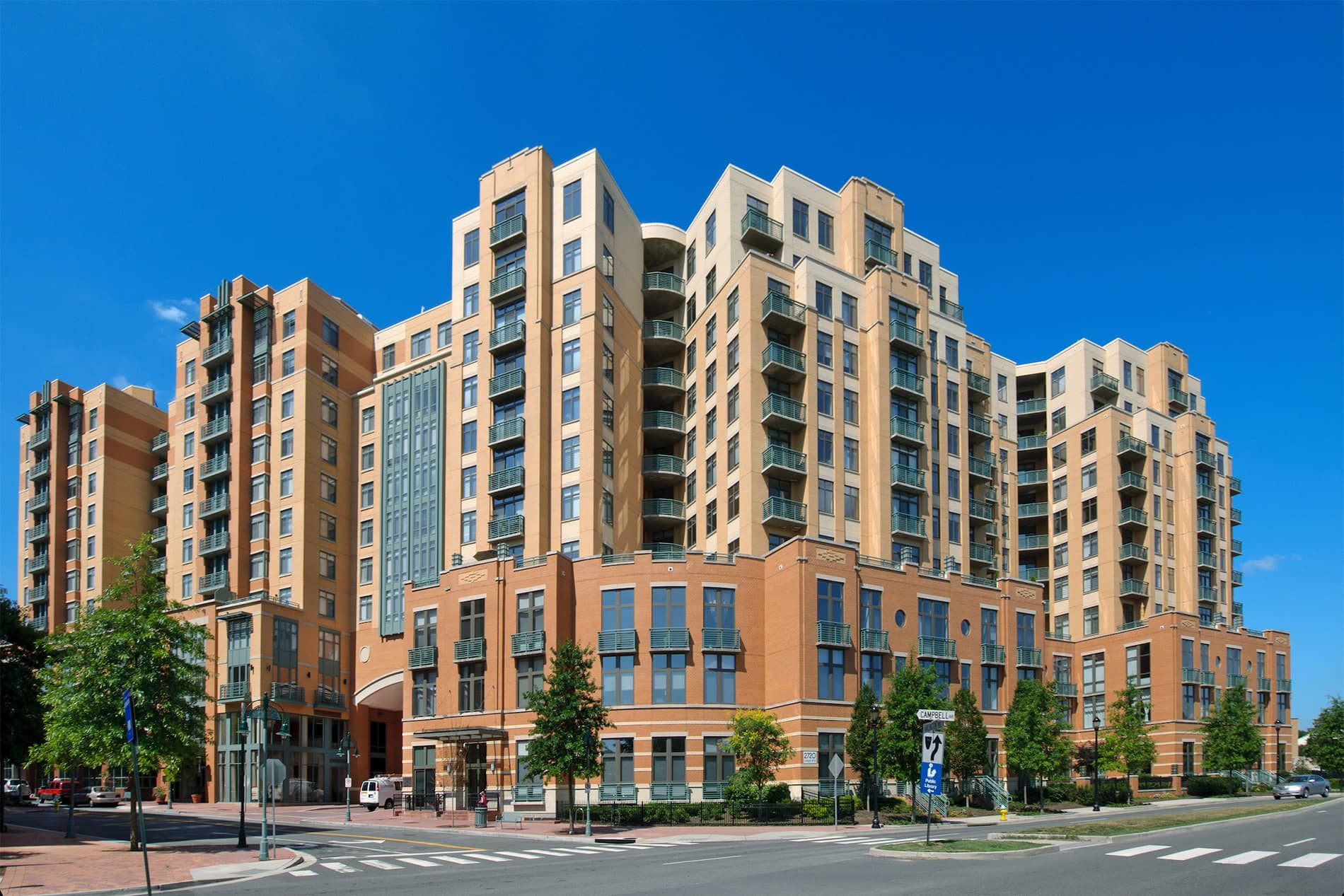 Delancey at Shirlington Village Building Exterior