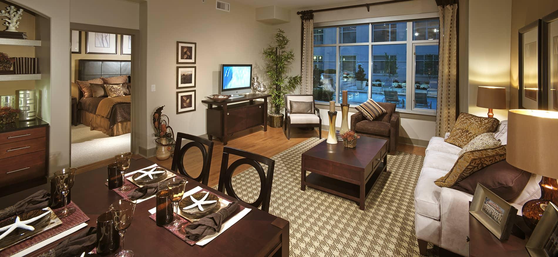 Domus Living Room