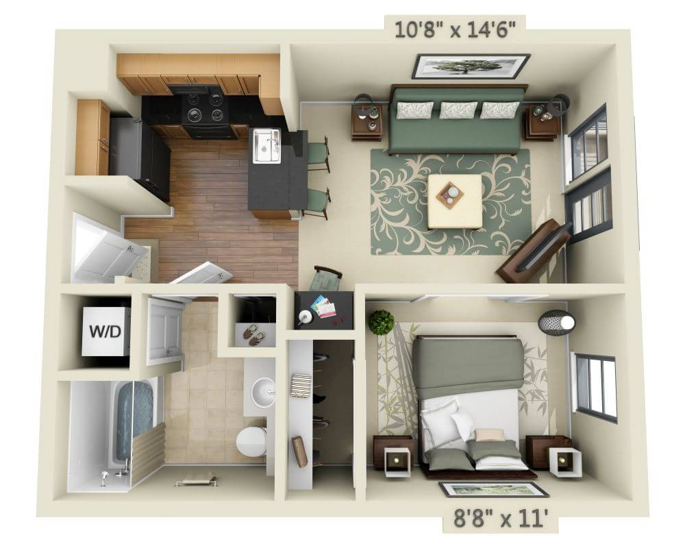 Floor Plans and Pricing for Edgewater   San Francisco CA
