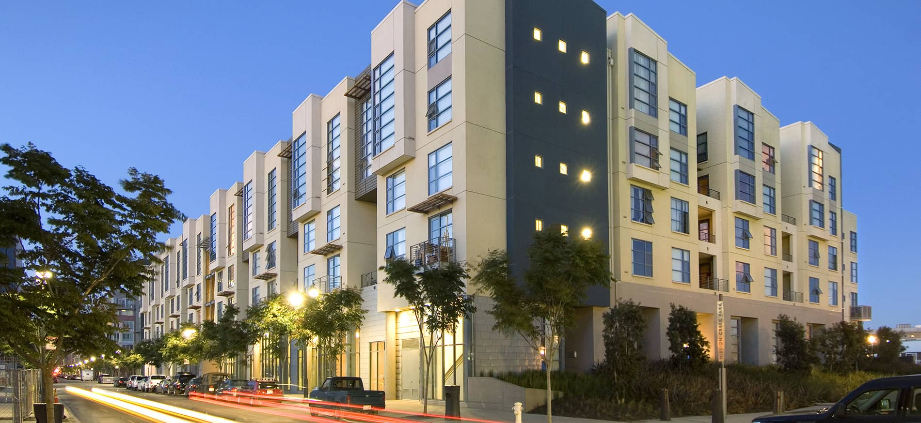 Edgewater Apartments In San Francisco