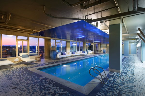 Elements Indoor Swimming Pool