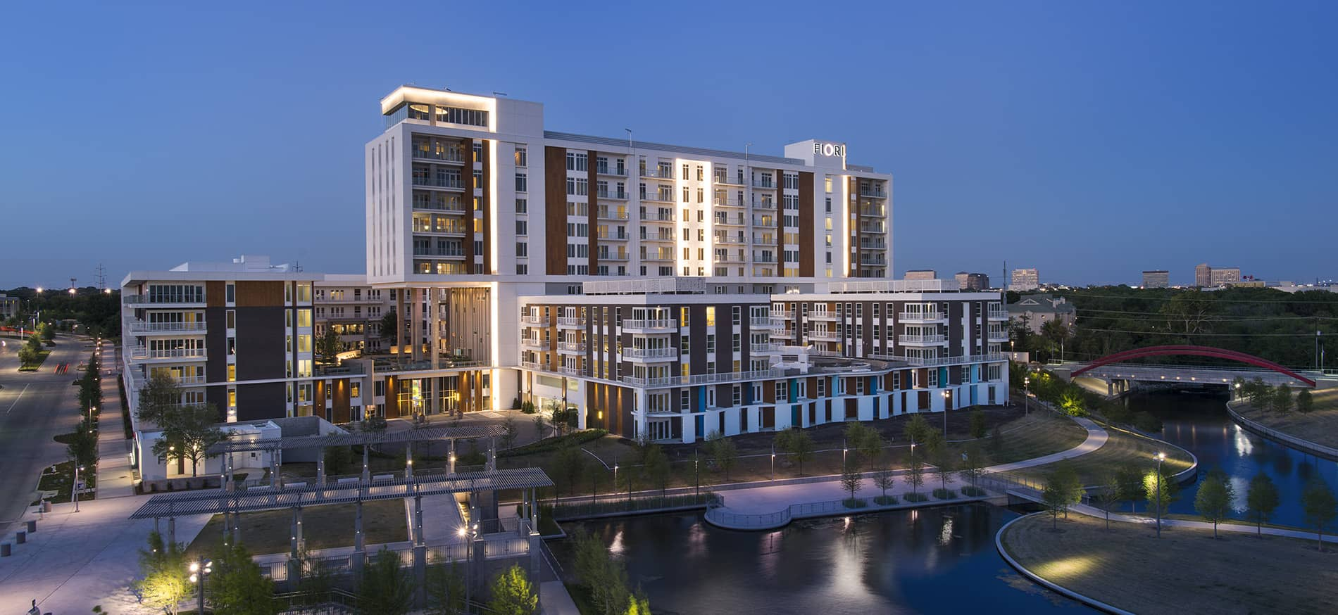Fiori On Vitruvian Park Penthouses And Apartments In Addison Tx