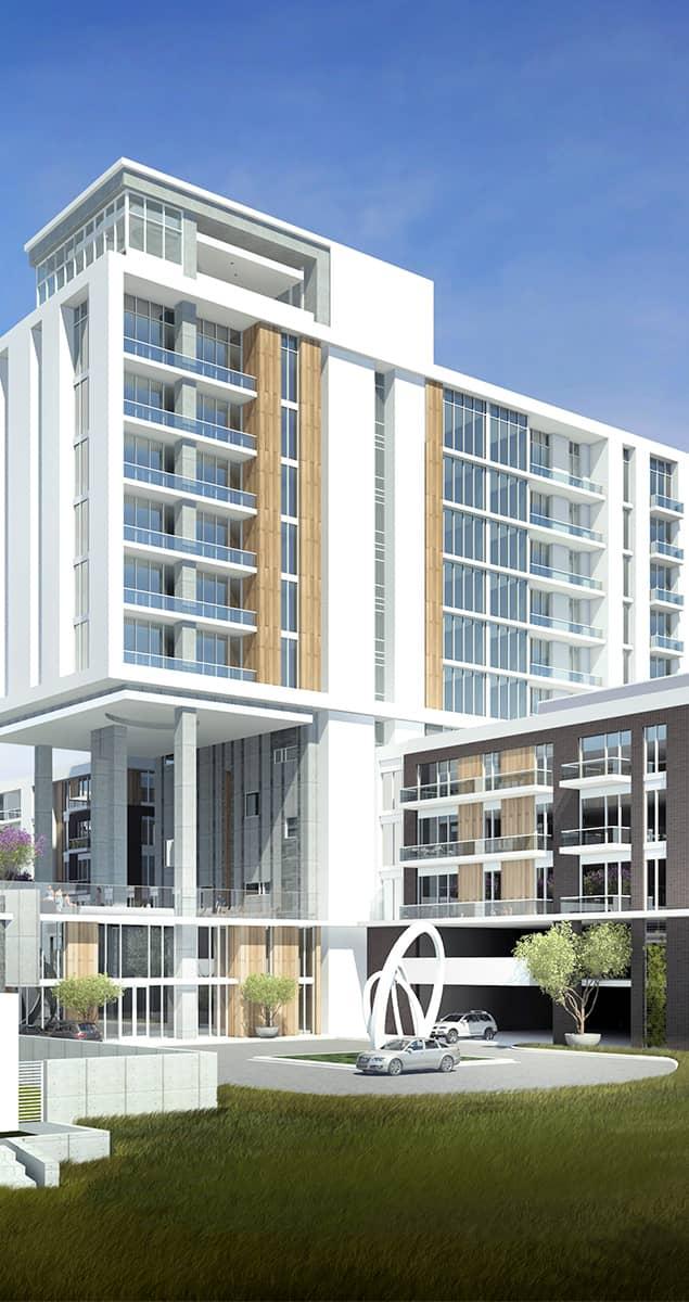 Fiori on Vitruvian Park® building image