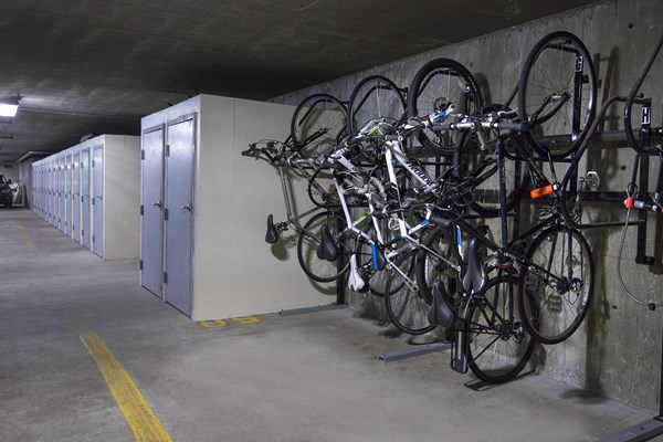 Garrison Square Bike Storage