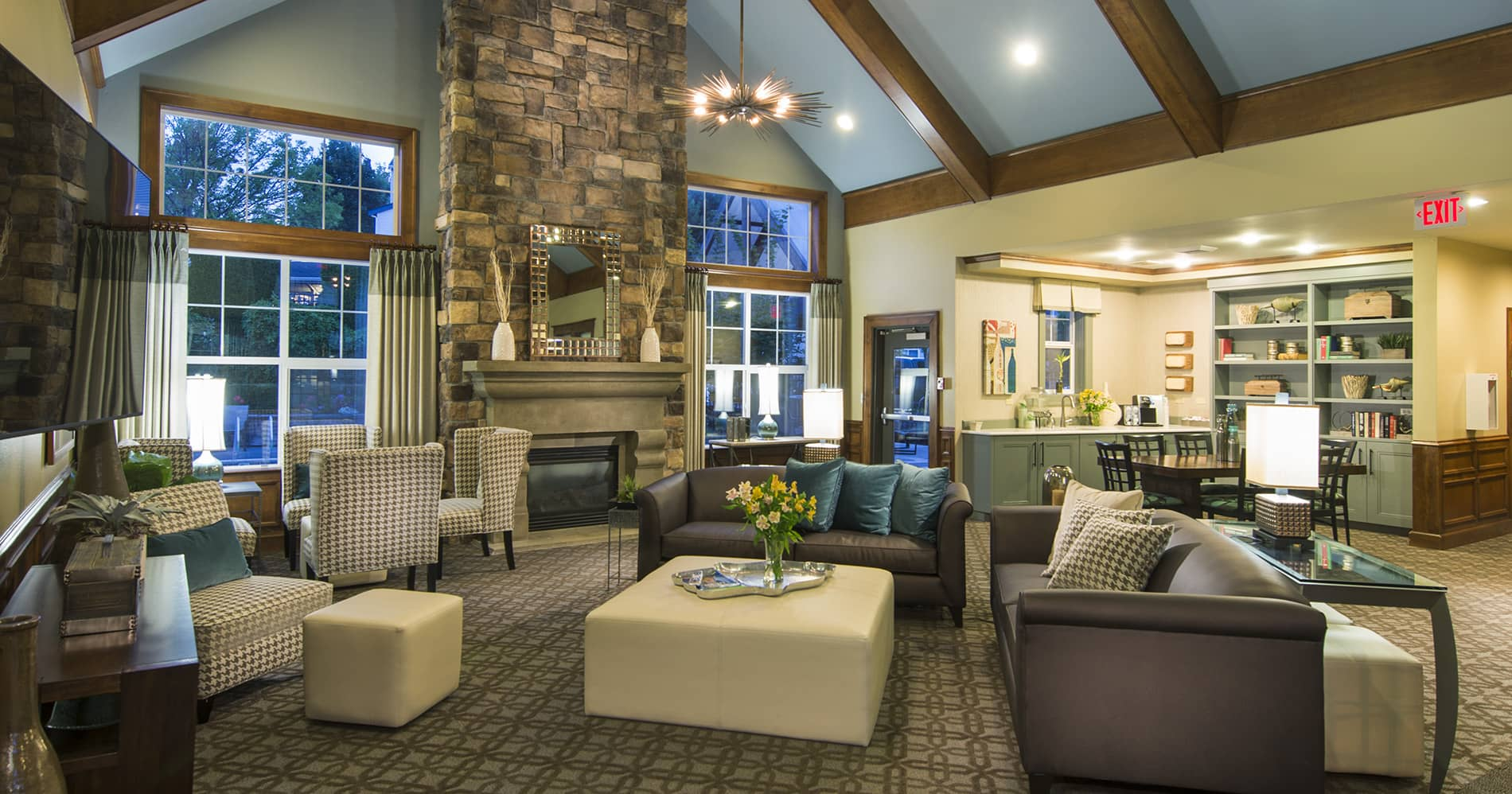 Hearthstone at Merrill Creek Clubhouse