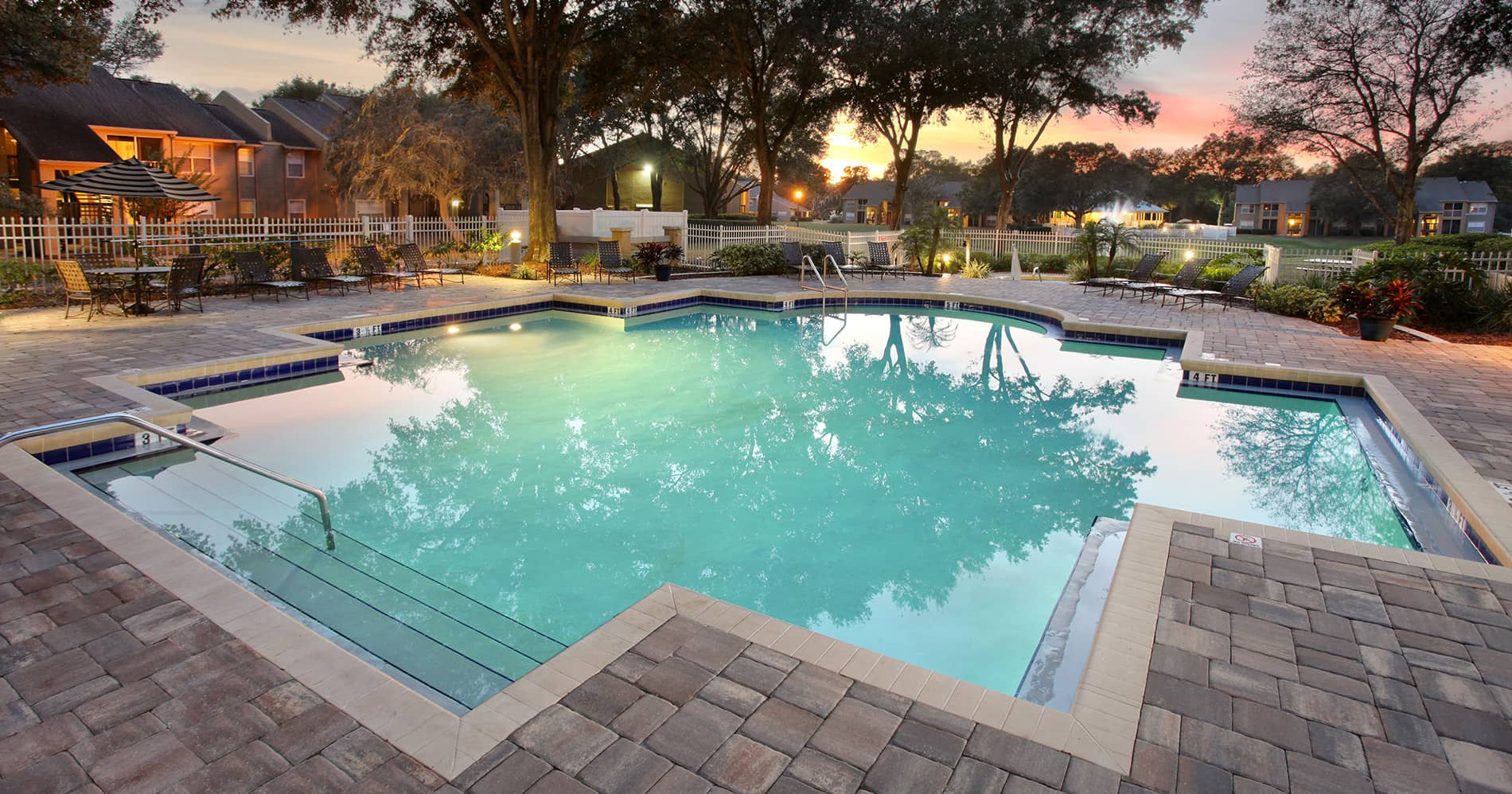 Lakewood Place Pool