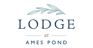 Lodge at Ames Pond Logo