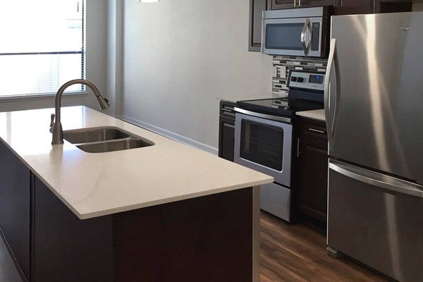Residences at the Domain Granite Countertops