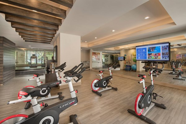 Residences at the Domain Fitness Center