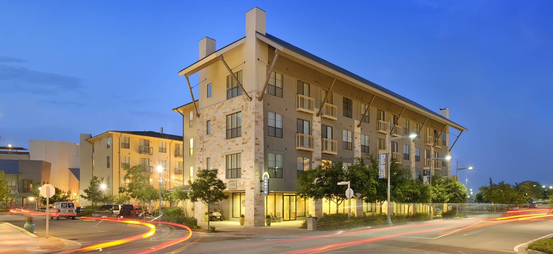 Residences At The Domain Apartments In Austin Tx