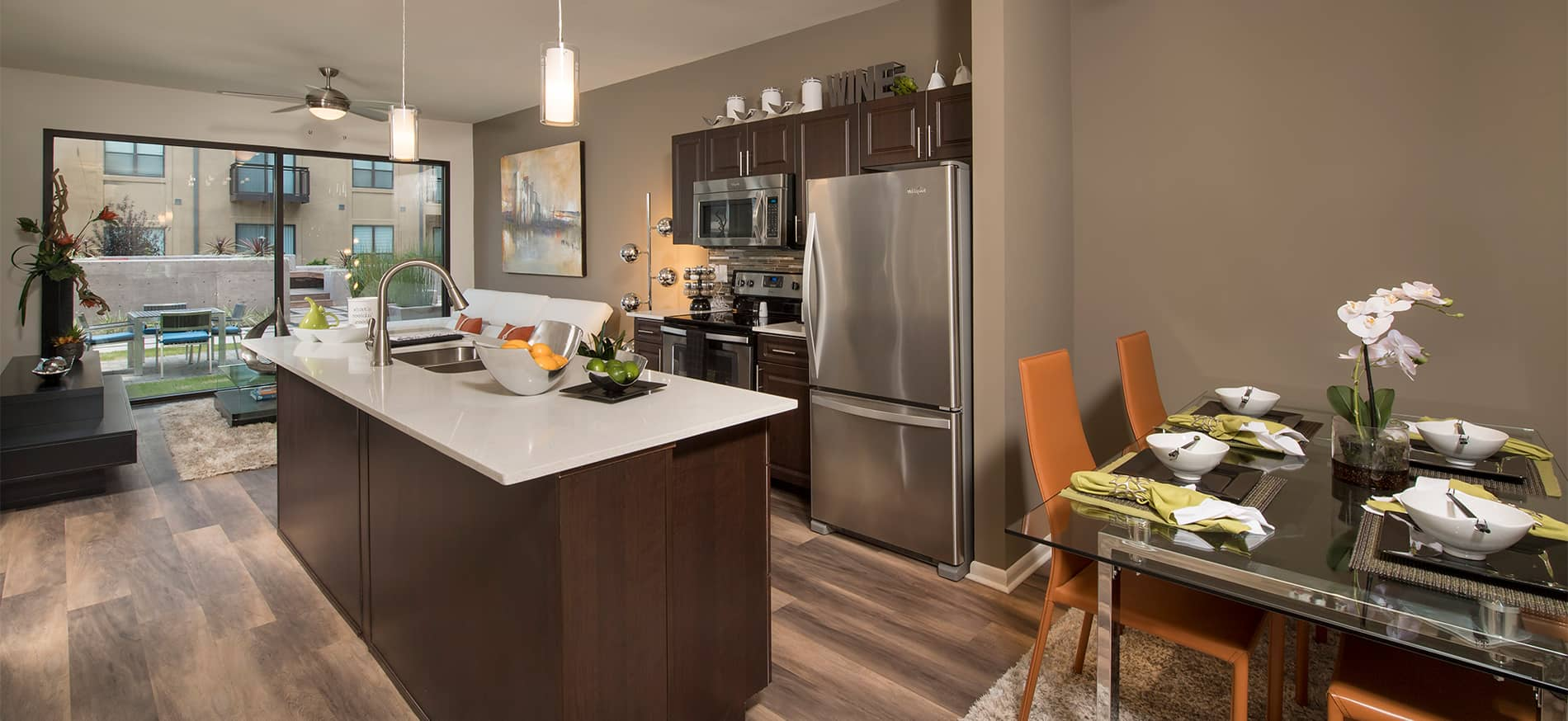 Floor Plans and Pricing for Residences