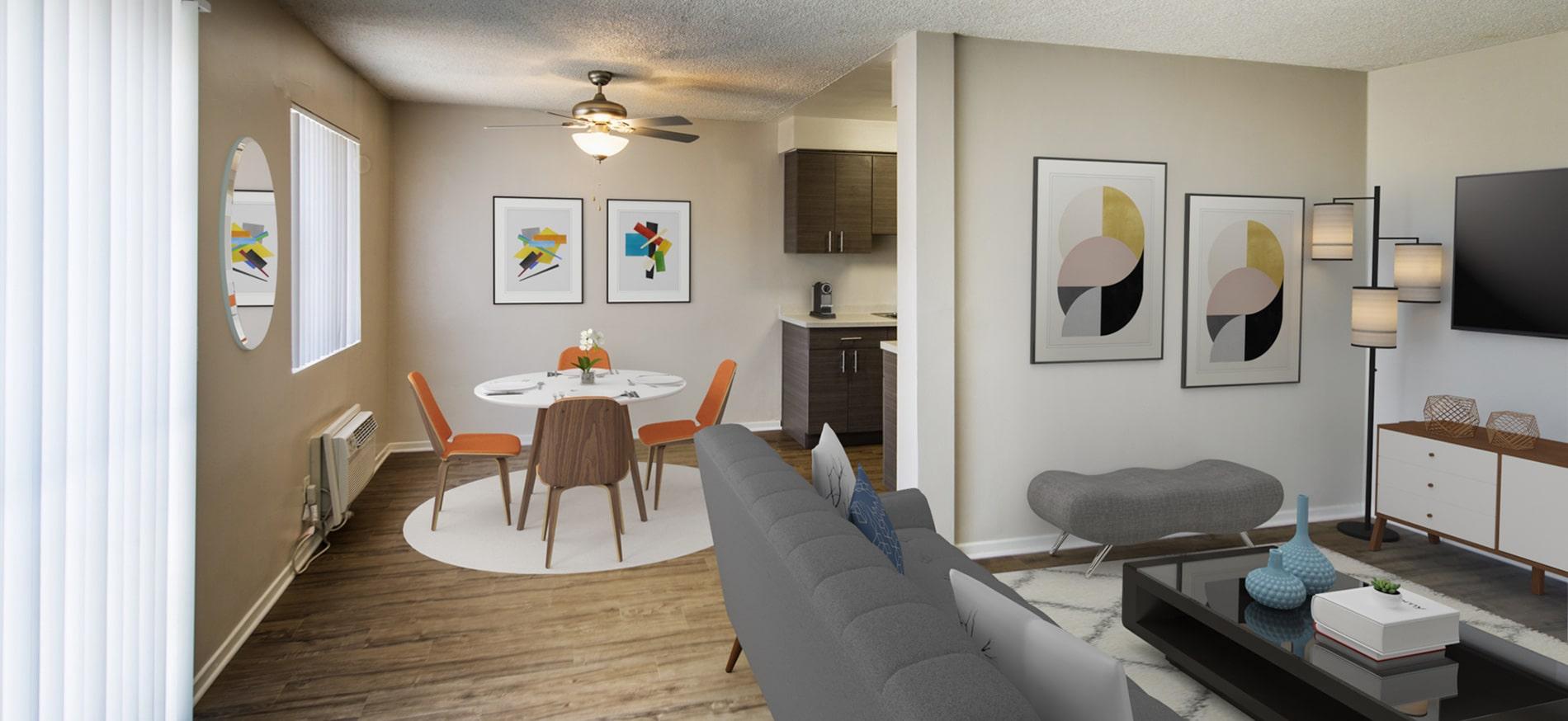 Rosebeach Apartments In La Mirada Udr Apartments
