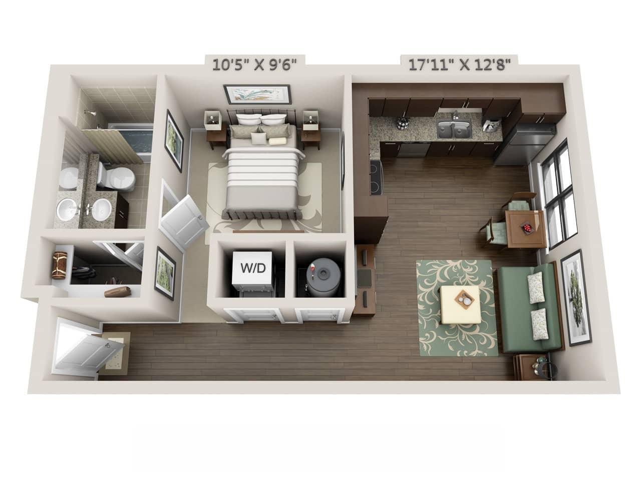 Apartment M 2236apartment 2236