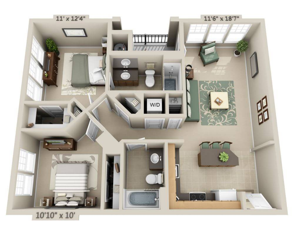 Floor Plans And Pricing For Signal Hill Woodbridge