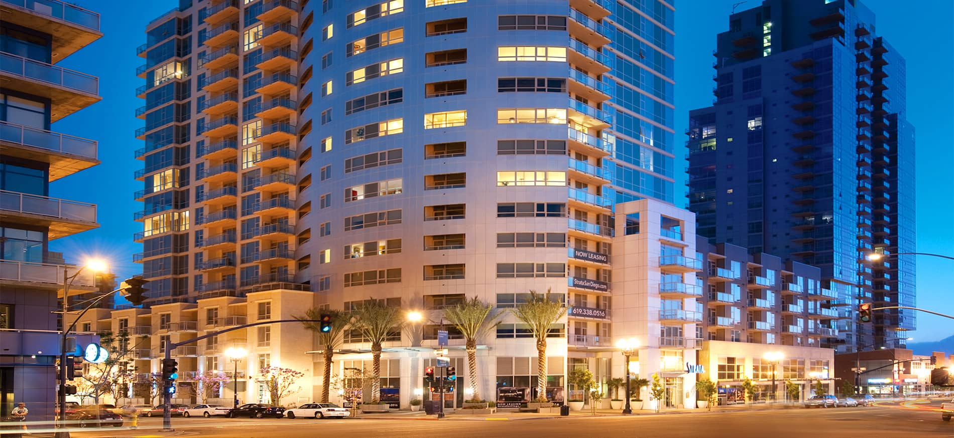 Strata Apartments In Downtown San Diego Ca