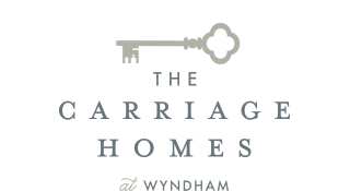 The Carriage Homes at Wyndham logo