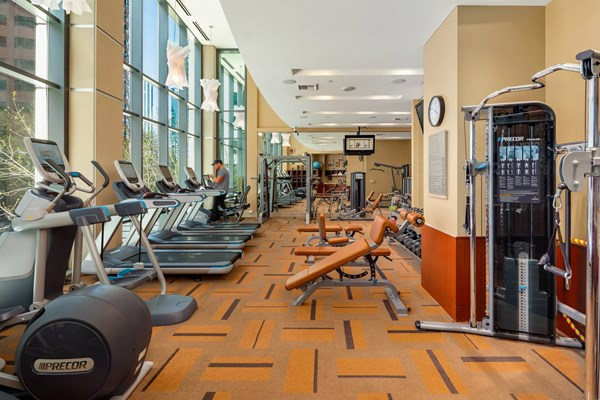 The Olivian Fitness Center