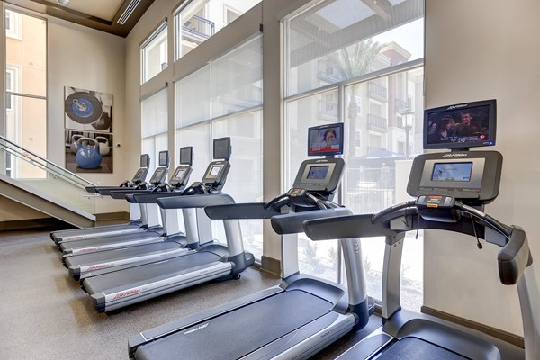 The Residences at Bella Terra Fitness Center