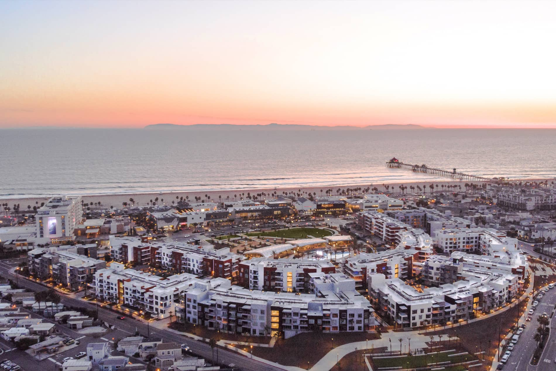 Residences At Pacific City S