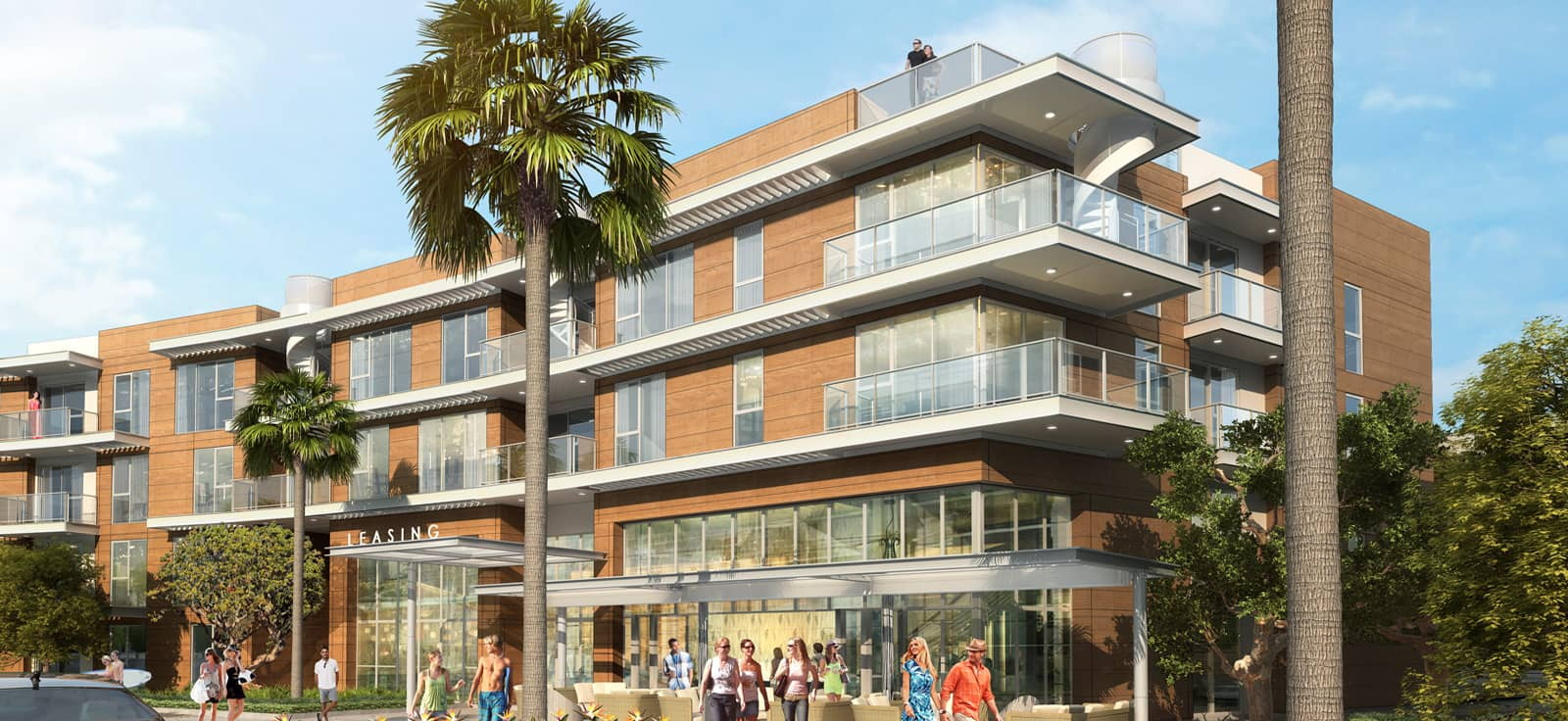 The Residences At Pacific City S And Apartments In Huntington Beach