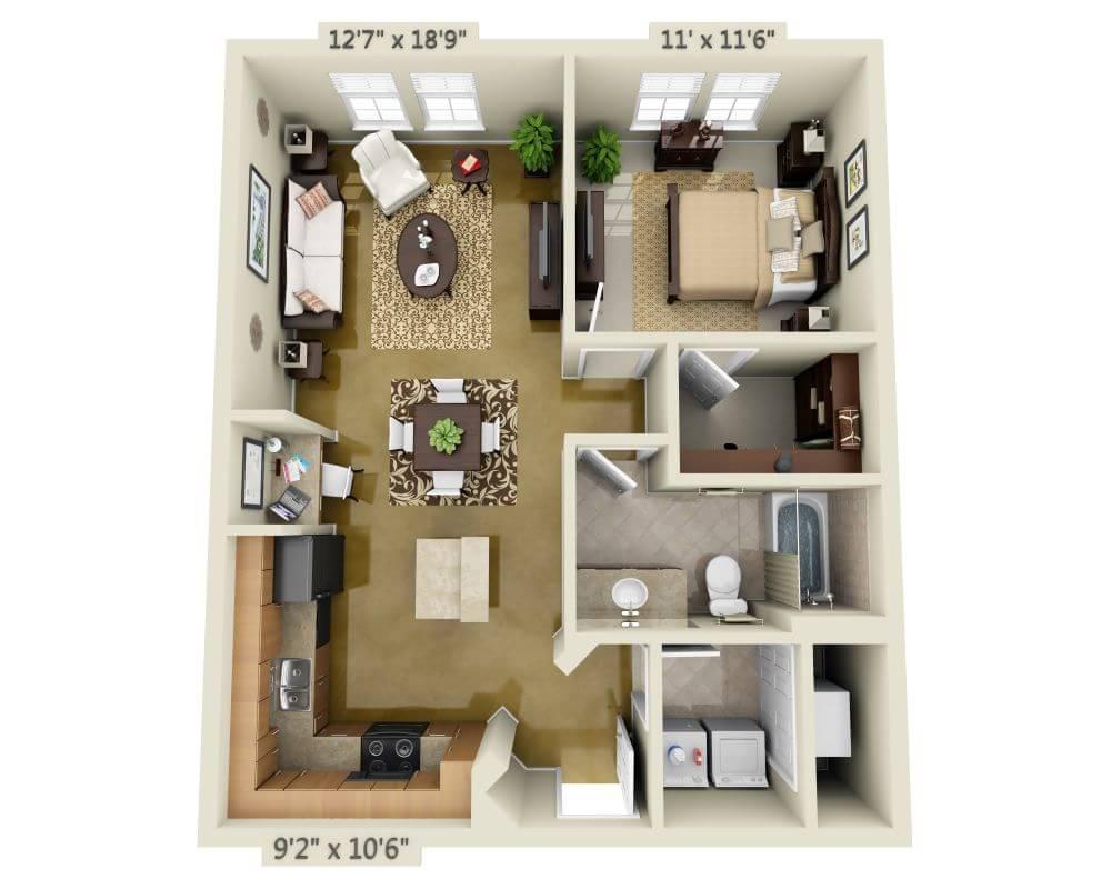 Apartment 2309apartment 2309