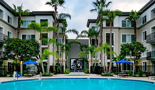 The Westerly On Lincoln Apartments In Marina Del Rey Ca
