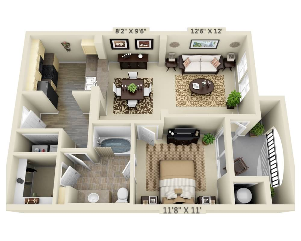 Apartments And Pricing For Verano At Rancho Cucamonga Town Square Inland Empire