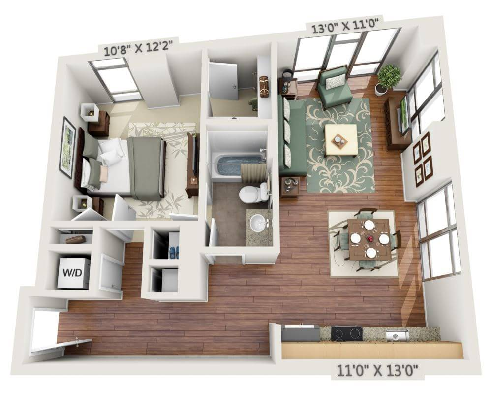 Floor Plans And Pricing For View 14
