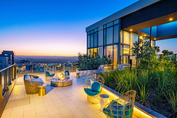 Vision on Wilshire Rooftop