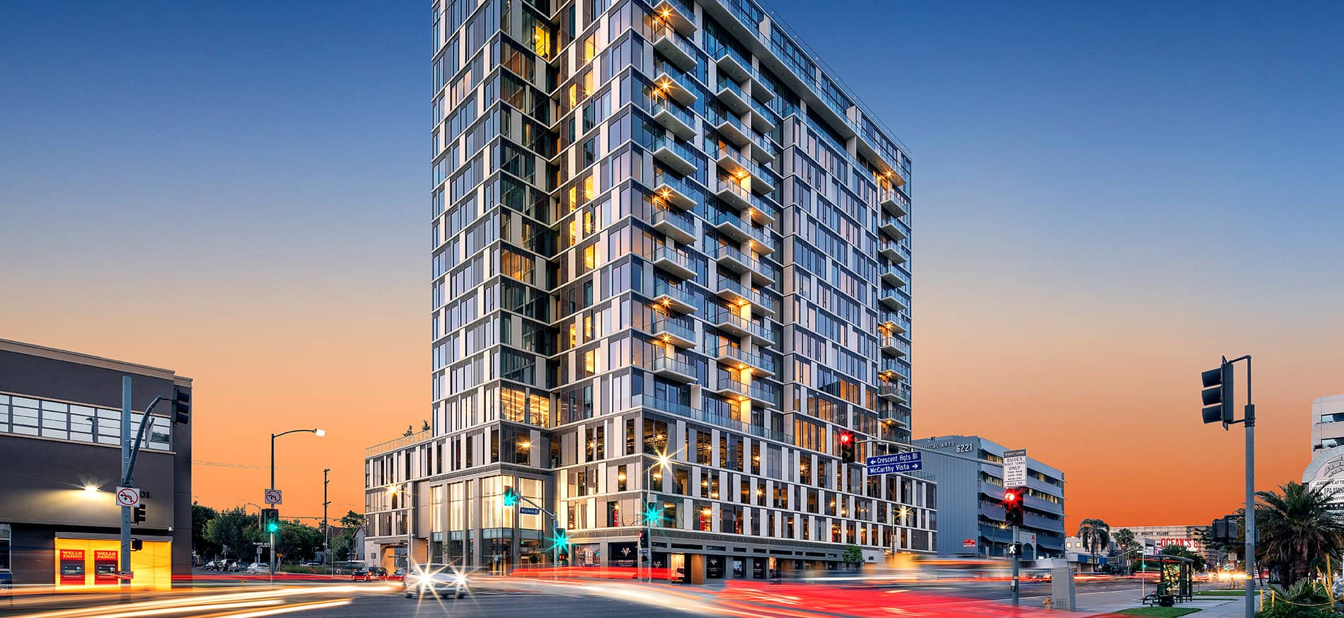 Community Amp Apartment Amenities At Vision On Wilshire
